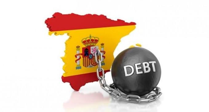 La deuda pública se dispara en más de 120.000 millones en 2020<br><span style='color:#006EAF;font-size:12px;'>YA SUPONE EL 117% del PIB</span>