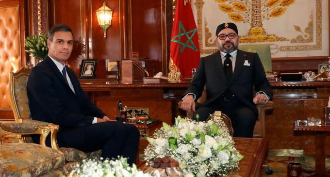 Marruecos estrangula a Ceuta y Melilla<br><span style='color:#006EAF;font-size:12px;'>EL ENEMIGO DEL SUR</span>