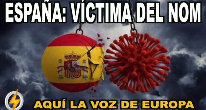 España: víctima del NOM/Youtube cierra el canal ALVDE<br><span style='color:#006EAF;font-size:12px;'>RADIO AQUÍ LA VOZ DE EUROPA</span>