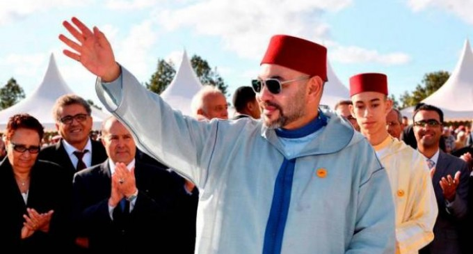 Acusan a Marruecos de favorecer la inmigración ilegal<br><span style='color:#006EAF;font-size:12px;'>PARA EXPANDIRSE EN AGUAS TERRITORIALES CANARIAS</span>