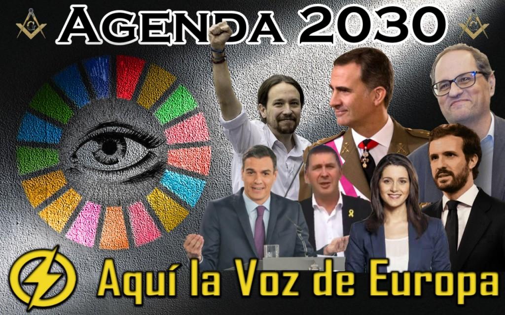 agenda 2030 españa