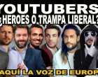 AUDIO: YOUTUBERS ¿Héroes o trampa LIBERAL?<br><span style='color:#006EAF;font-size:12px;'>RADIO AQUI LA VOZ DE EUROPA</span>