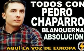 Todos con Pedro Chaparro/Llega el carnet COVID-1984<br><span style='color:#006EAF;font-size:12px;'>RADIO AQUÍ LA VOZ DE EUROPA</span>
