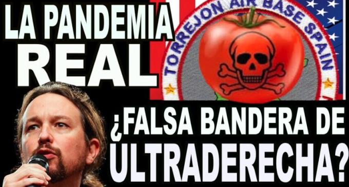 La PANDEMIA real / ¿Falsa bandera de ULTRADERECHA?<br><span style='color:#006EAF;font-size:12px;'>RADIO AQUÍ LA VOZ DE EUROPA</span>