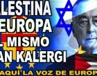 Palestina y Europa: el mismo PLAN KALERGI<br><span style='color:#006EAF;font-size:12px;'>RADIO AQUI LA VOZ DE EUROPA</span>