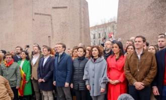 Ante el acto del próximo domingo en Plaza Colón<br><span style='color:#006EAF;font-size:12px;'>COMUNICADO</span>
