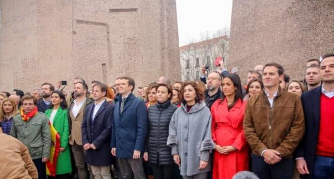 Ante el acto de este domingo en Plaza Colón<br><span style='color:#006EAF;font-size:12px;'>COMUNICADO</span>
