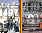 ACTO PÚBLICO: 12 de OCTUBRE-DÍA NACIONAL DE ESPAÑA<br><span style='color:#006EAF;font-size:12px;'>EN MONTJUIC (BARCELONA)</span>