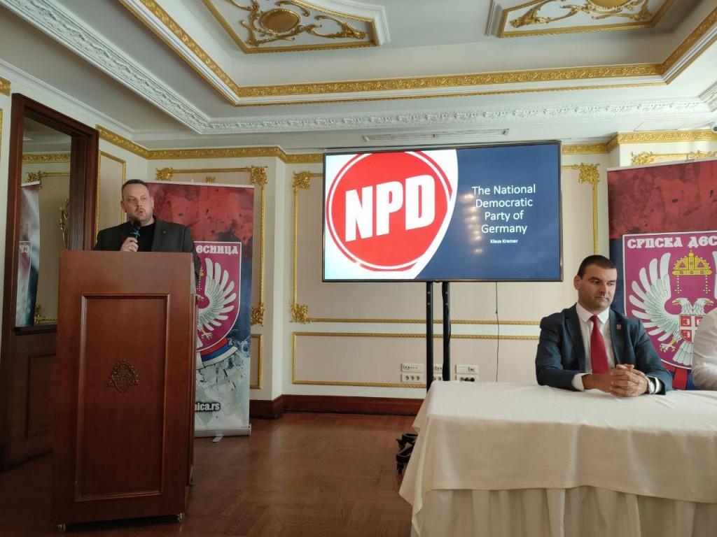 conferencia NPD