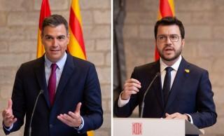 Ante la Mesa de Diálogo del Gobierno con el separatismo catalán<br><span style='color:#006EAF;font-size:12px;'>COMUNICADO</span>