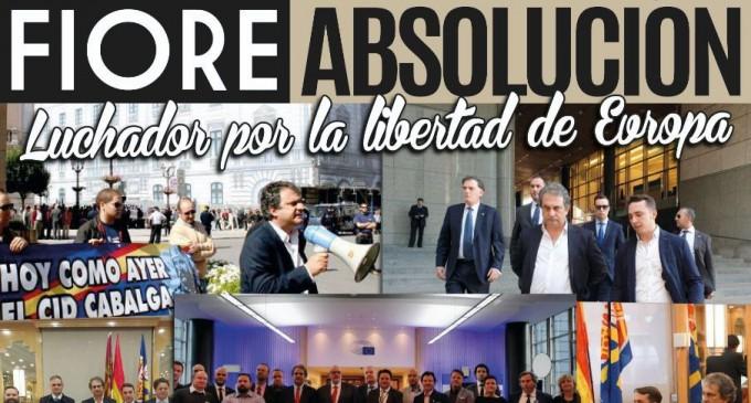 Roberto Fiore ¡Libertad!<br><span style='color:#006EAF;font-size:12px;'>Comunicado del Comité Político.</span>