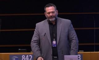 Ioanis Lagos eurodiputado.<br><span style='color:#006EAF;font-size:12px;'>Comisión Europea, UE.</span>