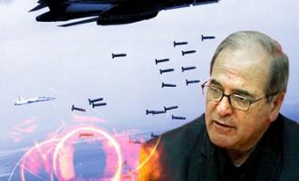 Manuel Galiana en Telemadrid (2010)<br><span style='color:#006EAF;font-size:12px;'>11S, conspiración.</span>