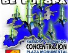 Concentración contra la islamización de Europa<br><span style='color:#006EAF;font-size:12px;'>Barcelona</span>