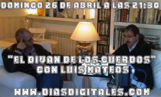 El Diván de los Cuerdos: Luis Mateos Un español… ¿un voto?<br><span style='color:#006EAF;font-size:12px;'>Días Digitales TV</span>