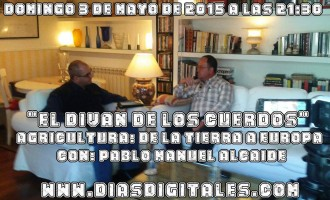 Nuevo programa El Diván de los Cuerdos: Pablo Manuel Alcaide<br><span style='color:#006EAF;font-size:12px;'>Días Digitales TV</span>