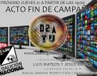 EMISIÓN EN DIRECTO CIERRE CAMPAÑA MADRID<br><span style='color:#006EAF;font-size:12px;'>DÍAS DIGITALES TV</span>