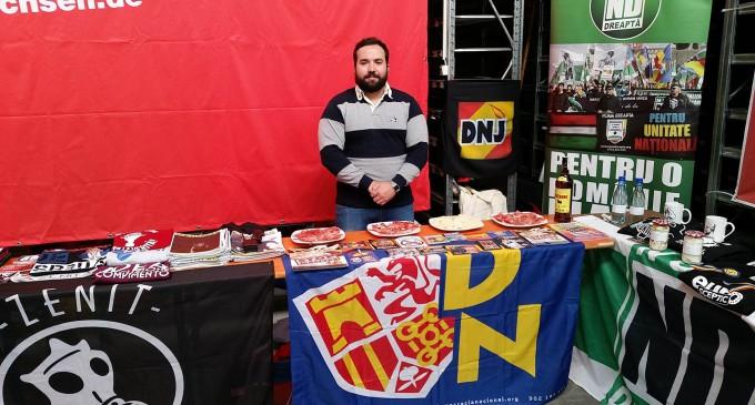 RECONQUISTA EUROPA<br><span style='color:#006EAF;font-size:12px;'>Jornada de juventudes nacionalistas europeas en Sajonia</span>