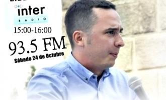 Chaparro en la radio de INTERECONOMÍA<br><span style='color:#006EAF;font-size:12px;'>UNA HORA EN LIBERTAD</span>