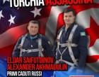 Turquía tensa la situación derribando un caza ruso.<br><span style='color:#006EAF;font-size:12px;'>CRISIS SIRIA</span>