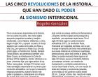 Conferencia: Las cinco revoluciones de la historia que han dado poder al sionismo internacional<br><span style='color:#006EAF;font-size:12px;'>Librería Europa</span>