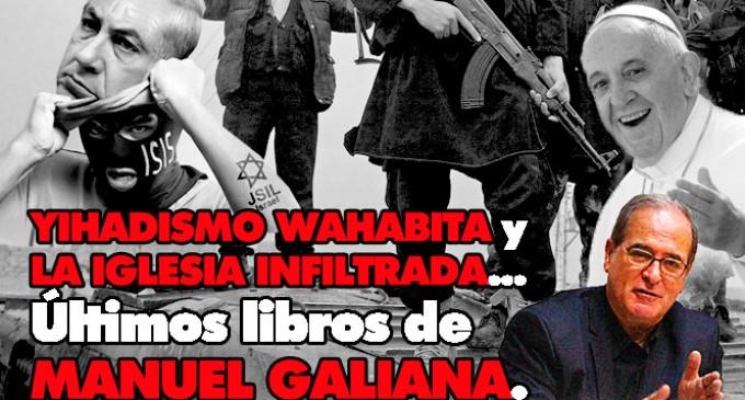 Sábado 23 de abril conferencia de Manuel Galiana en Valladolid.<br><span style='color:#006EAF;font-size:12px;'>En El Alcazar</span>