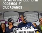 Audio: la mentira del 15-M, Podemos y Ciudadanos<br><span style='color:#006EAF;font-size:12px;'>AQUÍ LA VOZ DE EUROPA</span>