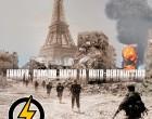 AUDIO: Europa, camino hacia la auto-destrucción<br><span style='color:#006EAF;font-size:12px;'>AQUÍ LA VOZ DE EUROPA</span>