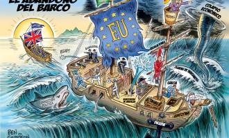 POR EUROPA: BREXIT, SI<br><span style='color:#006EAF;font-size:12px;'>Enrique Lopez Bermejo de Torres</span>