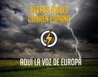 Negras nubes cubren España<br><span style='color:#006EAF;font-size:12px;'>AQUI LA VOZ DE EUROPA</span>
