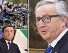 Jean-Claude Juncker: El ascenso de partidos anti-Unión Europea podría causar la Tercera Guerra Mundial<br><span style='color:#006EAF;font-size:12px;'>POR LA SALIDA DE LA UNIÓN EUROPEA</span>
