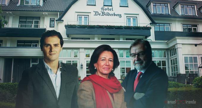 Albert Rivera, Ana Patricia Botín, Cebrián y De Guindos Los Españoles En Bilderberg 2017<br><span style='color:#006EAF;font-size:12px;'>CRISTINA MARTÍN JIMÉNEZ</span>