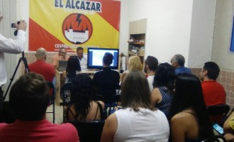 Crónica de la conferencia del Coronel Camacho en El Alcázar<br><span style='color:#006EAF;font-size:12px;'>YIHADISMO</span>
