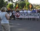 Crónica en imágenes de la manifestación convocada por DN contra la mezquita de Sant Feliu de Llobregat (Barcelona)<br><span style='color:#006EAF;font-size:12px;'>NO A LA MEZQUITA DE SANT FELIU</span>