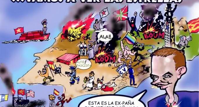 AUDIO: ¿Independencia catalana o Segunda Transición Masónica?<br><span style='color:#006EAF;font-size:12px;'>AQUÍ LA VOZ DE EUROPA</span>