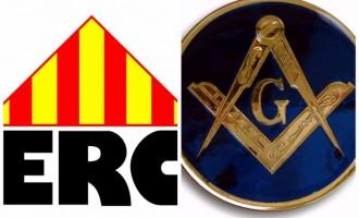 Masones: la mano que mece la cuna del secesionismo catalán<br><span style='color:#006EAF;font-size:12px;'>LA MASONERÍA CONTRA ESPAÑA</span>