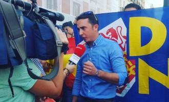 ACTOS POR LA UNIDAD NACIONAL<br><span style='color:#006EAF;font-size:12px;'>La respuesta de MADRID</span>