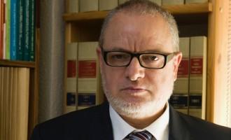 """El ex fiscal Ramiro Grau afirma que detrás de la muerte del Fiscal General del Estado podrían estar """"Israel y los judíos argentinos""""<br><span style='color:#006EAF;font-size:12px;'>El Centro Wiesenthal califica a Grau de antisemita</span>"""