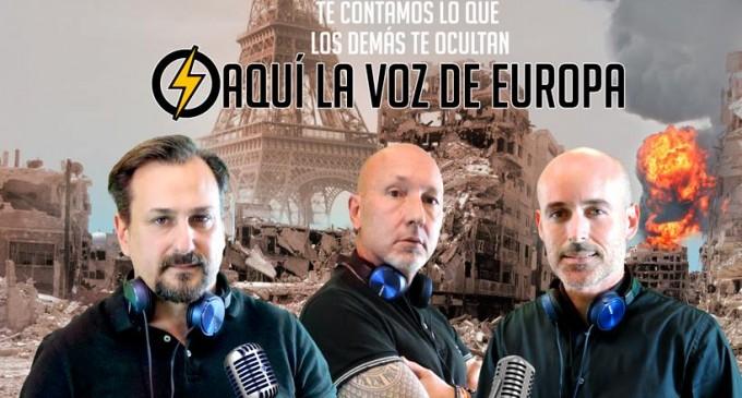 Los que están destruyendo Europa piden más Europa<br><span style='color:#006EAF;font-size:12px;'>RADIO AQUÍ LA VOZ DE EUROPA</span>
