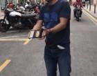Jordi Borrás se enzarza en una pelea callejera con un policía nacional<br><span style='color:#006EAF;font-size:12px;'>El agente le ha denunciado por agresión</span>