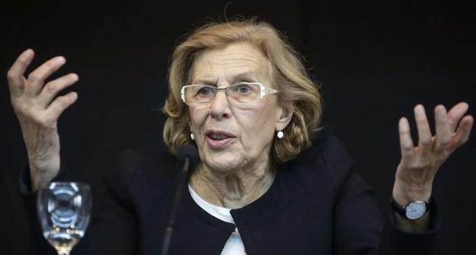 Carmena cede un palacete de 3.330 metros cuadrados en Madrid para acoger a inmigrantes<br><span style='color:#006EAF;font-size:12px;'>TODO PARA EL INMIGRANTE, NADA PARA EL ESPAÑOL</span>